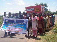 RDB college – மாணவர்கள் நேஷனல் சர்வீஸ் பேரணி – 2013