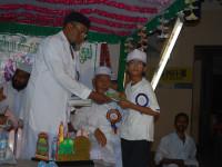2013ல் களப்பணி ஆற்றிய சிறுவர்களுக்கு நினைவு பரிசு