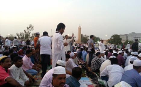 Eid Clicks from Eidka Ground Dubai – 28-7-2014